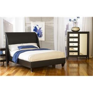 Najarian Reflections King Bedroom Group