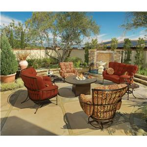 4 Pc. Outdoor Room Group