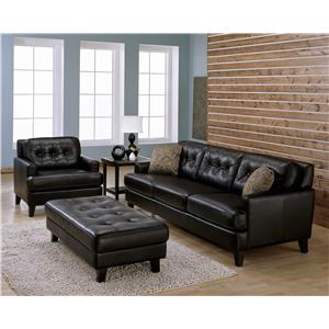 Palliser Barbara Stationary Living Room Group