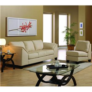 Palliser Cato Stationary Living Room Group