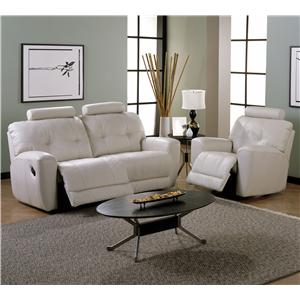 Palliser Galore Reclining Living Room Group