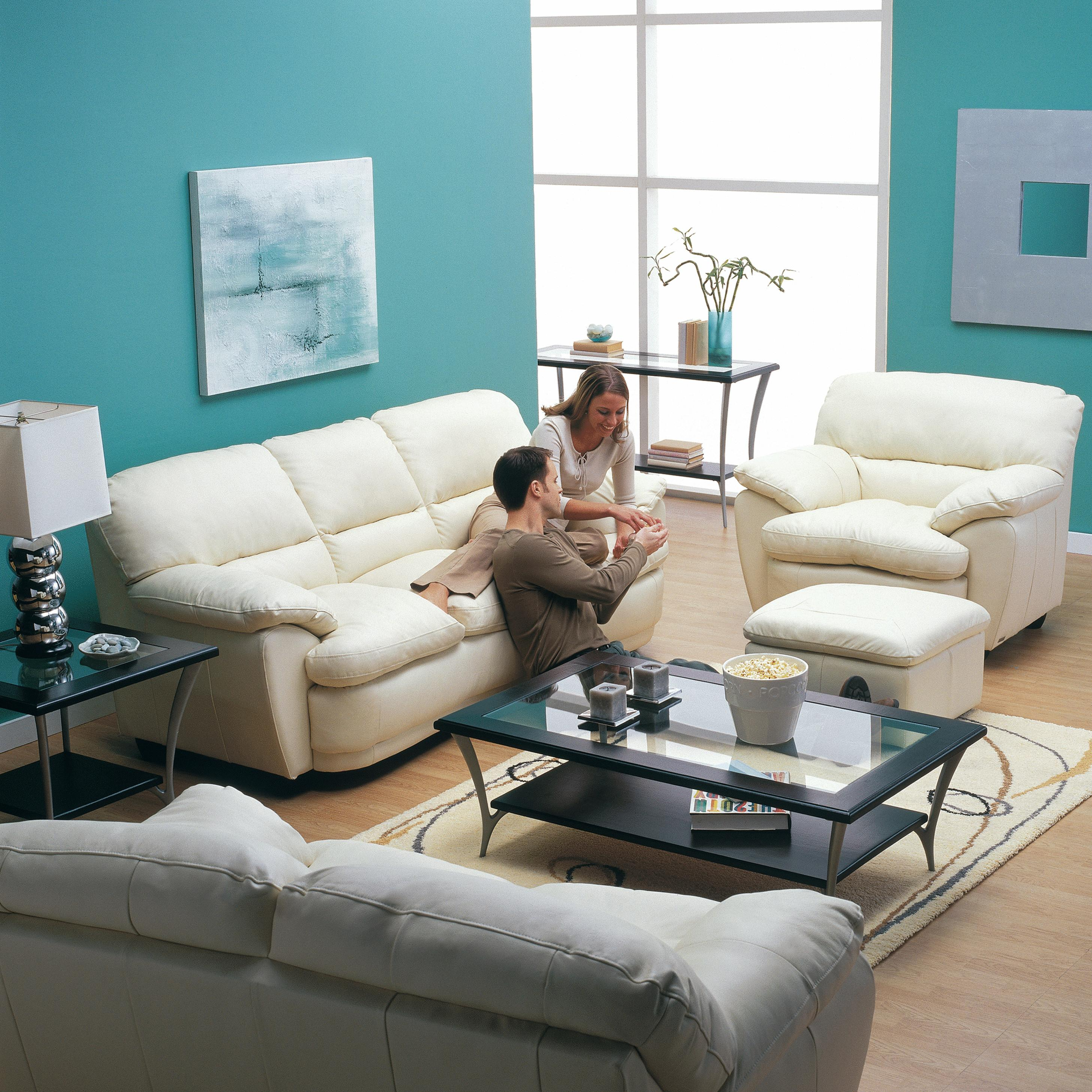 Harley Stationary Living Room Group by Palliser at Furniture and ApplianceMart