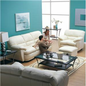 Palliser Harley Stationary Living Room Group