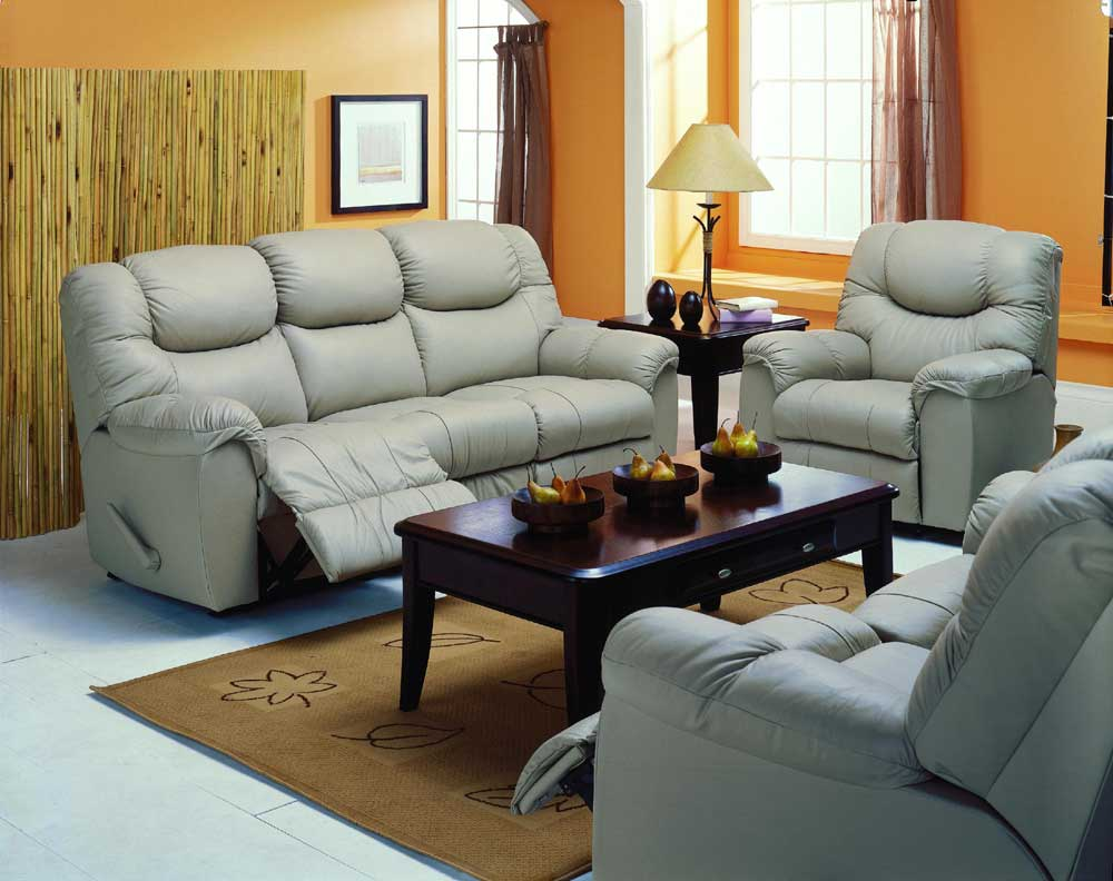 Regent Reclining Living Room Group by Palliser at Mueller Furniture