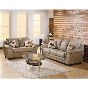 Palliser Sirus Stationary Living Room Group