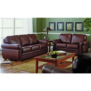 Palliser Viceroy 77492 Stationary Living Room Group