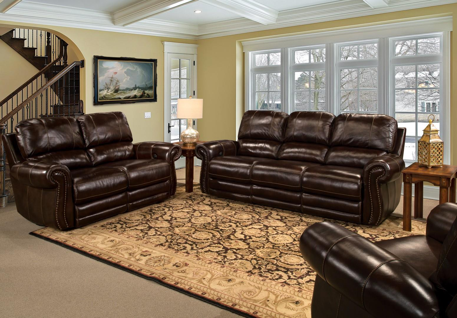 Thurston Traditional Reclining Living Room Group by Parker Living at Zak's Home