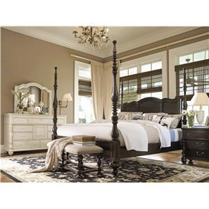 Paula Deen by Universal Paula Deen Home Queen Bedroom Group