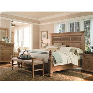 Paula Deen by Universal Down Home King Bedroom Group