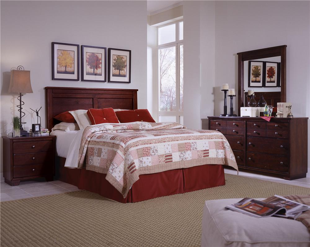 Diego King Bedroom Group by Progressive Furniture at Van Hill Furniture