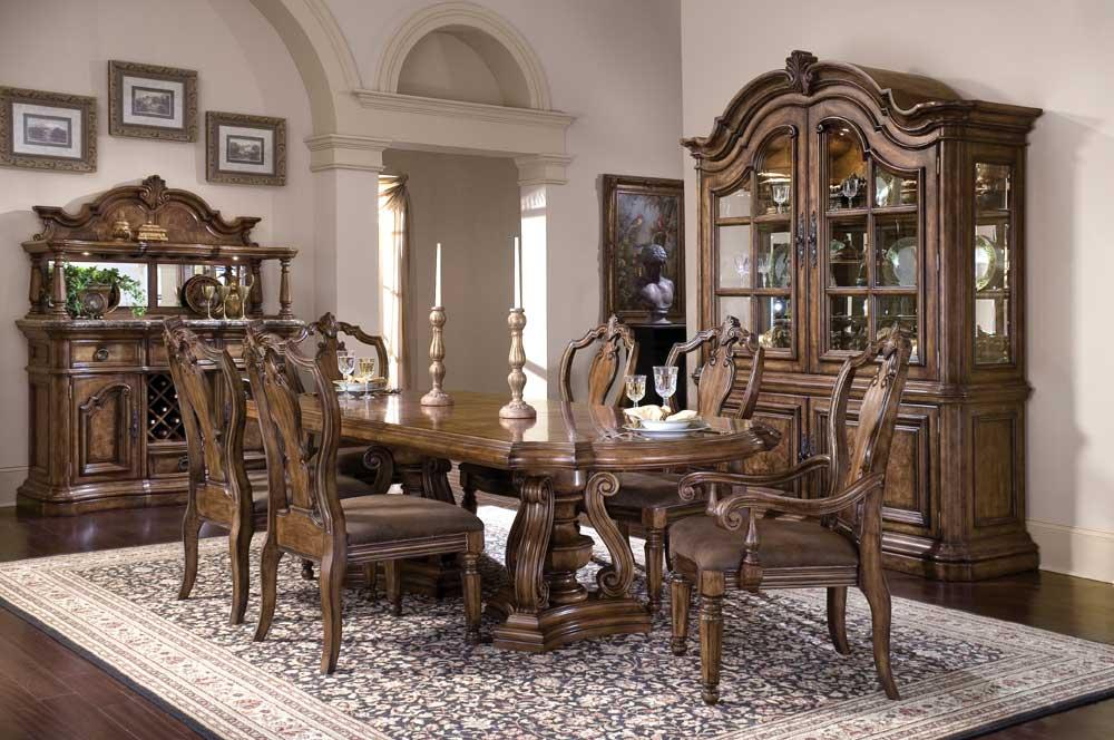 San Mateo Formal Dining Room Group by Pulaski Furniture at Baer's Furniture
