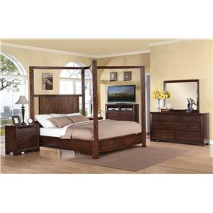 Riverside Furniture Riata Bedroom Group