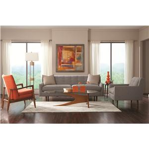 Rowe Kempner Stationary Living Room Group