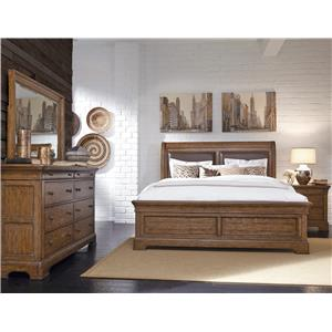 Samuel Lawrence American Attitude Cal King Bedroom Group