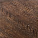 Acacia Veneers in a Highly Distressed Brown Finish