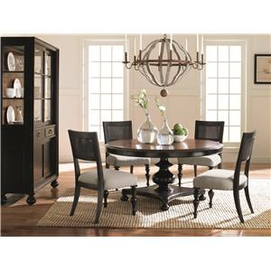 Caracole Home American Kaleidoscope Casual Dining Room Group
