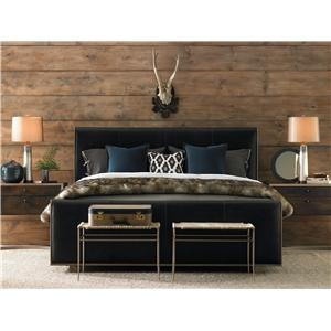 Schnadig Modern Artisan California King Bedroom Group