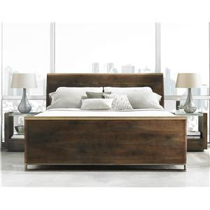 Schnadig Modern Artisan Queen Bedroom Group
