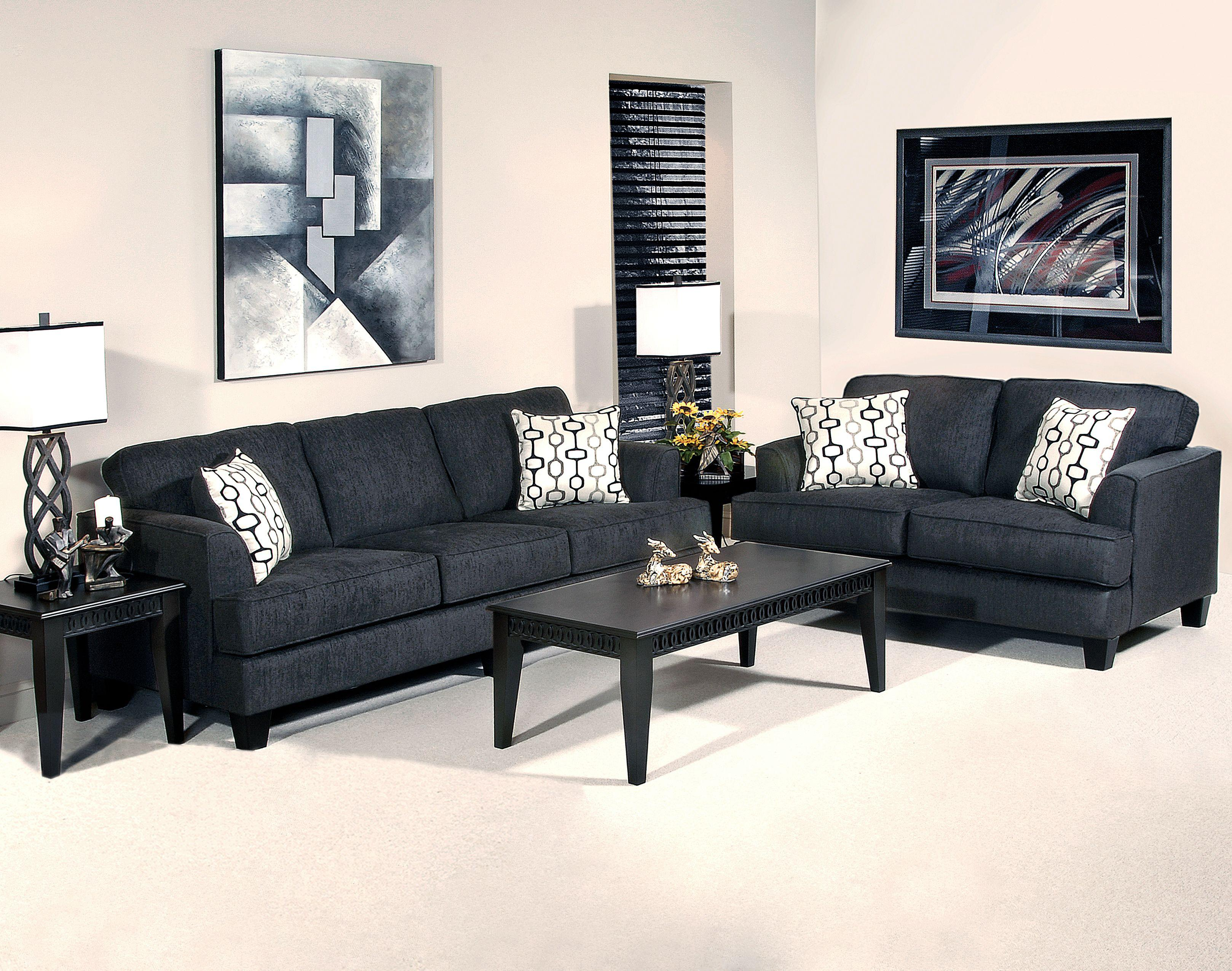 5600 Stationary Living Room Group by Serta Upholstery by Hughes Furniture at Rooms for Less