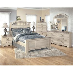 Signature Design by Ashley Catalina B196 King Bedroom Group