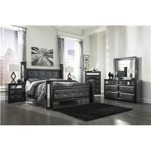 Signature Design by Ashley Alamadyre King Bedroom Group