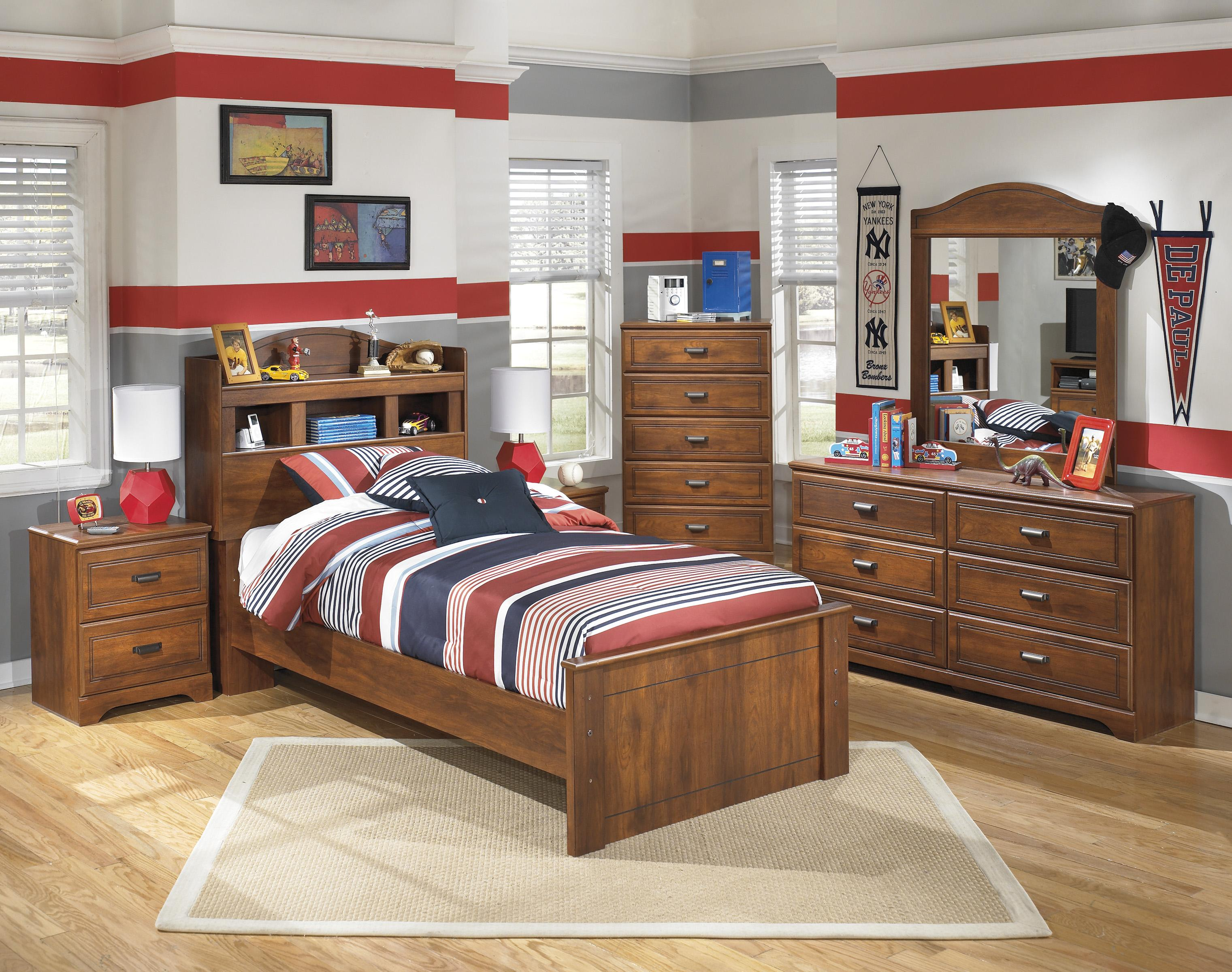 Barchan Twin Bedroom Group by Signature Design by Ashley at Rife's Home Furniture