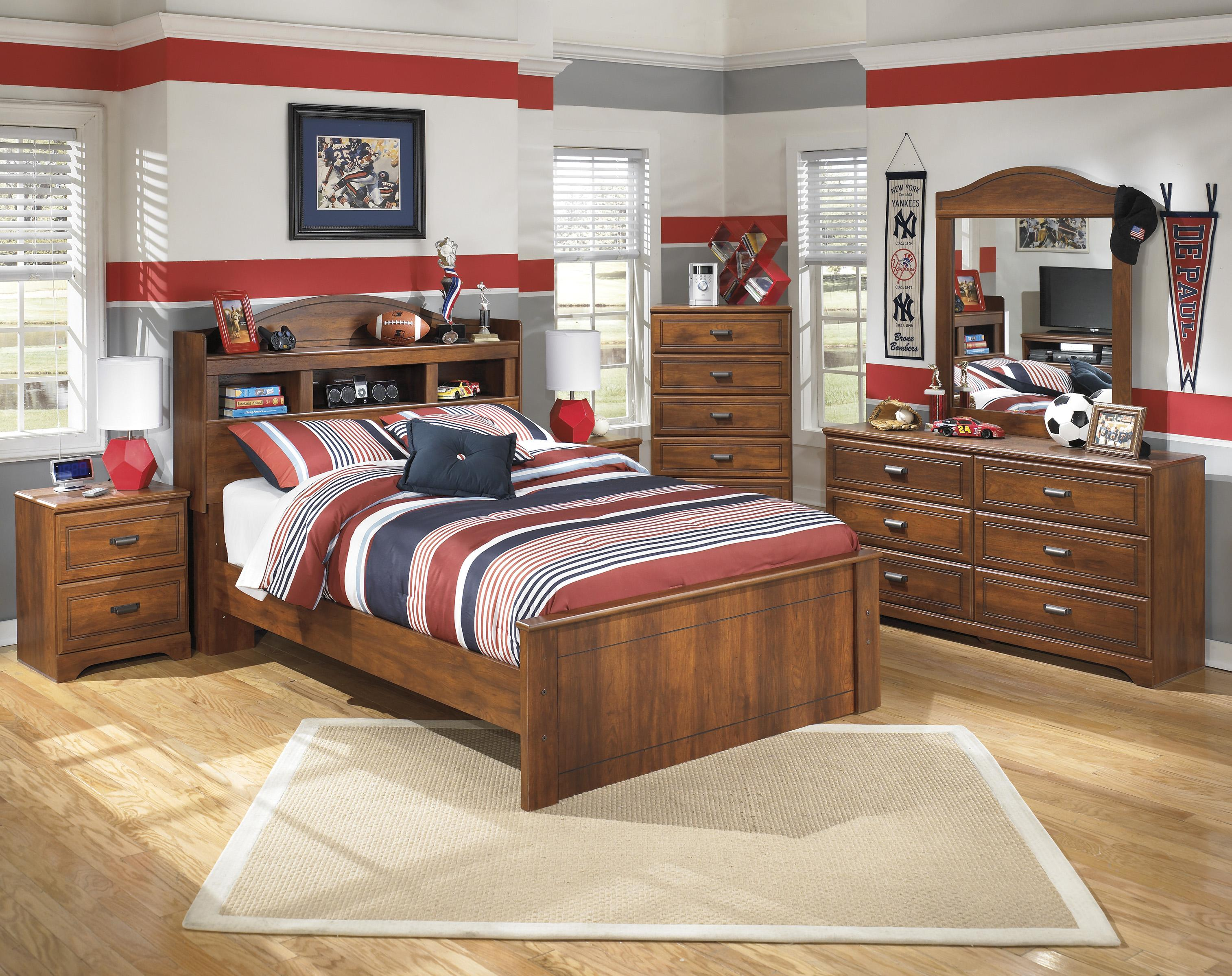 Barchan Full Bedroom Group by Signature Design by Ashley at Darvin Furniture