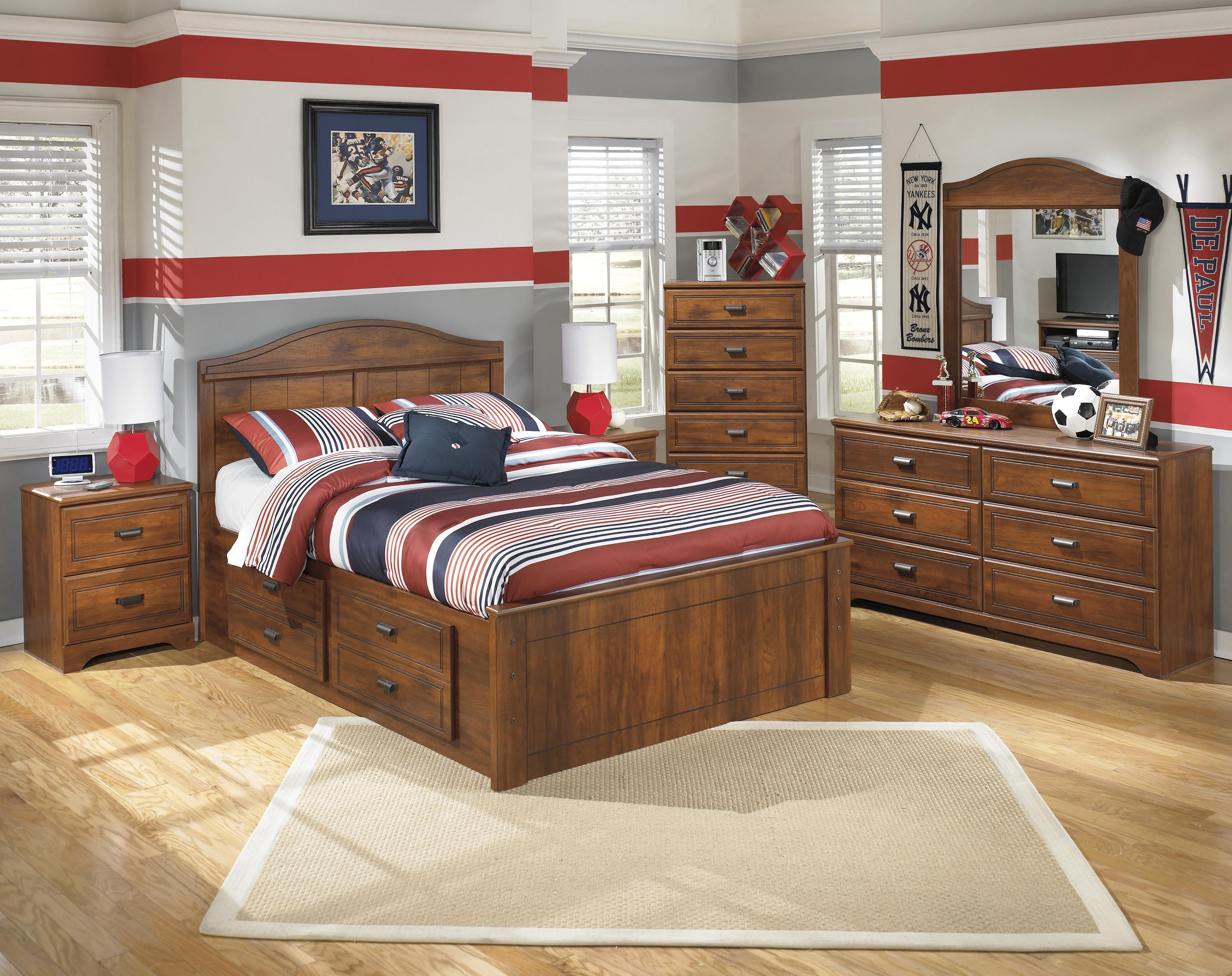 15003 Full Bedroom Group at Sadler's Home Furnishings