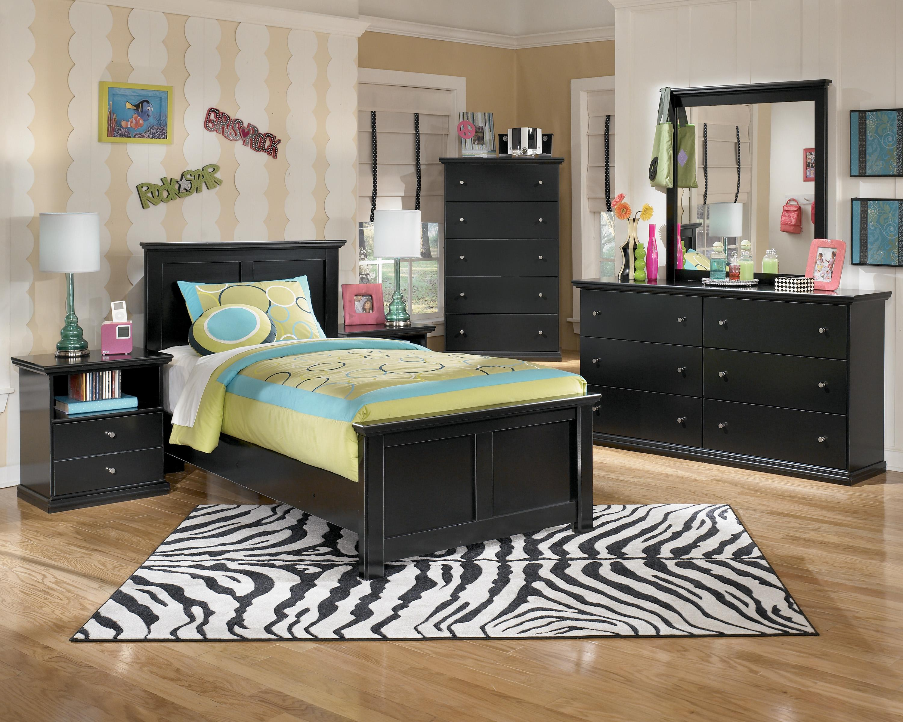 Maribel Twin Bedroom Group by Ashley (Signature Design) at Johnny Janosik