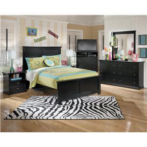 Signature Design by Ashley Maribel King Bedroom Group