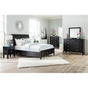 Signature Design by Ashley Braflin Queen Bedroom Group
