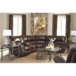 Signature Design by Ashley Collinsville Reclining Living Room Group