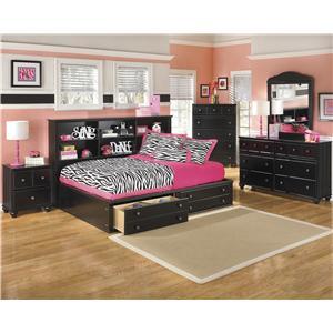Signature Design by Ashley Jaidyn Full Bedroom Group