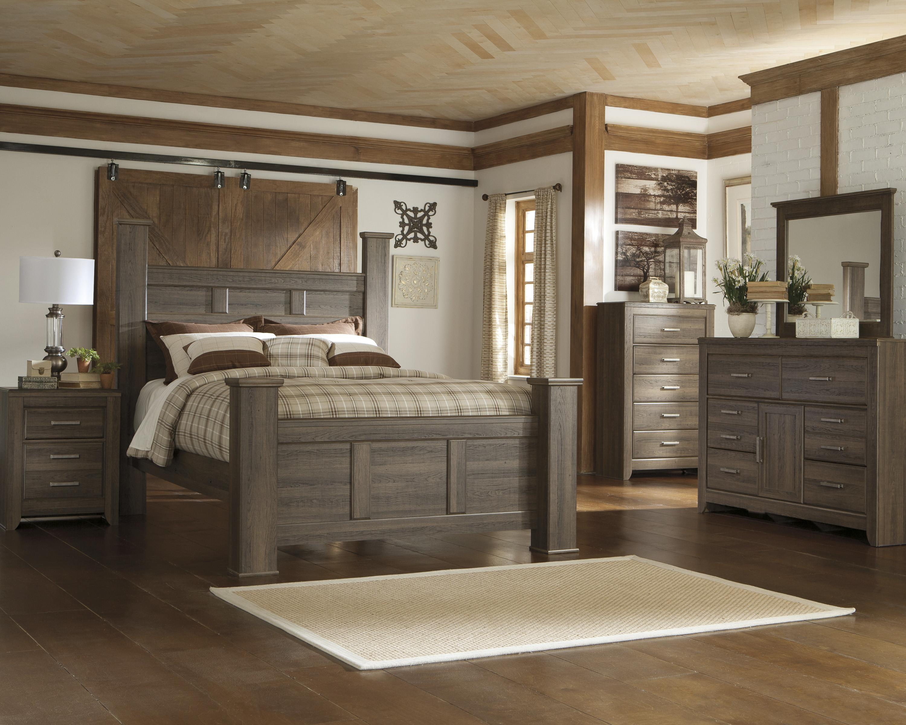 Juararo California King Bedroom Group by Signature Design by Ashley at Zak's Warehouse Clearance Center