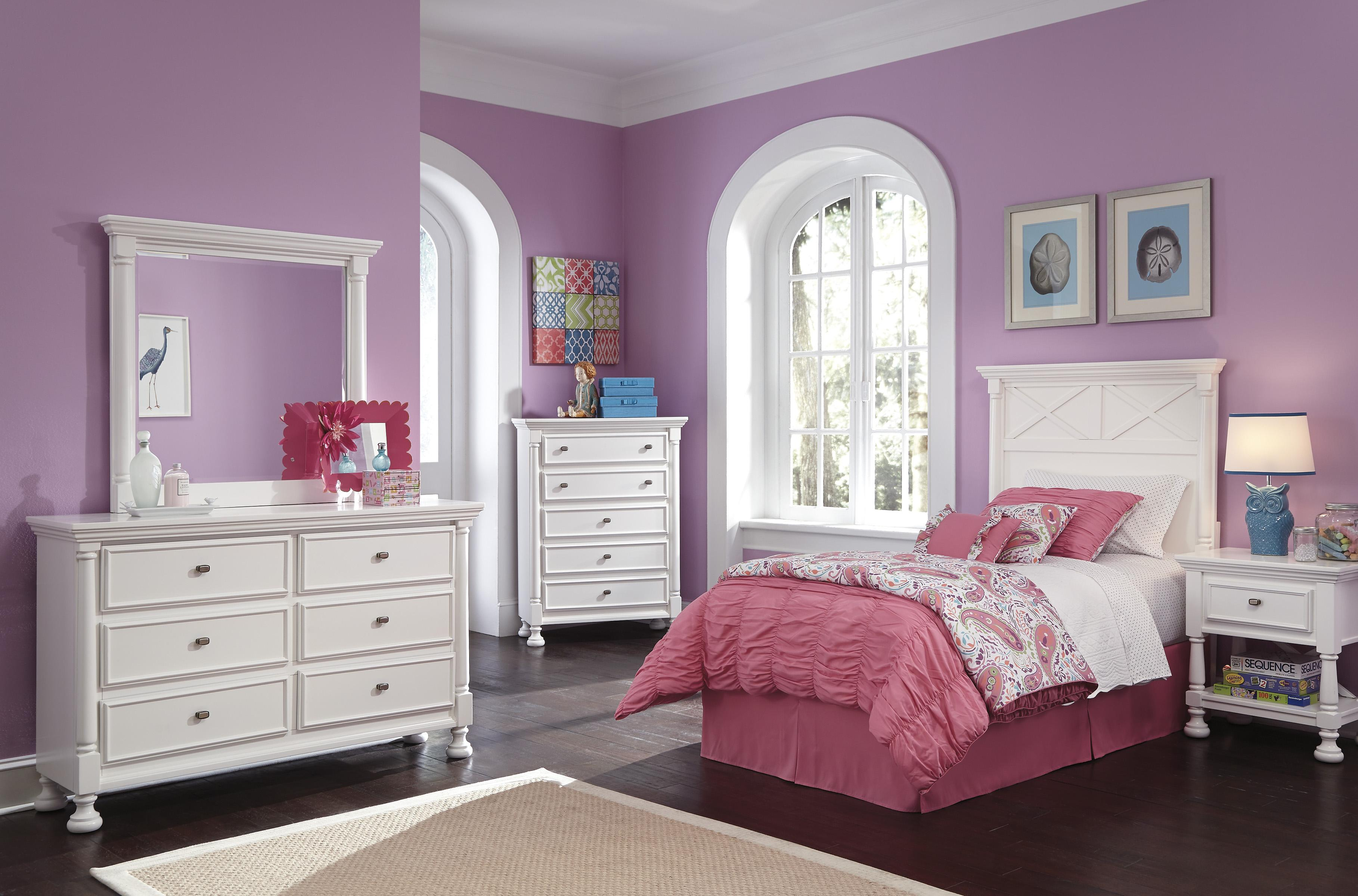 Kaslyn Twin Bedroom Group by Ashley (Signature Design) at Johnny Janosik