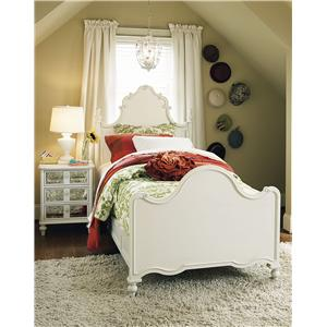 Smartstuff Bellamy Full Bellamy's Bed Bedroom Group
