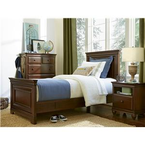 Smartstuff Classics 4.0 Twin Bedroom Group