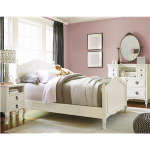 Smartstuff Genevieve Twin Bedroom Group
