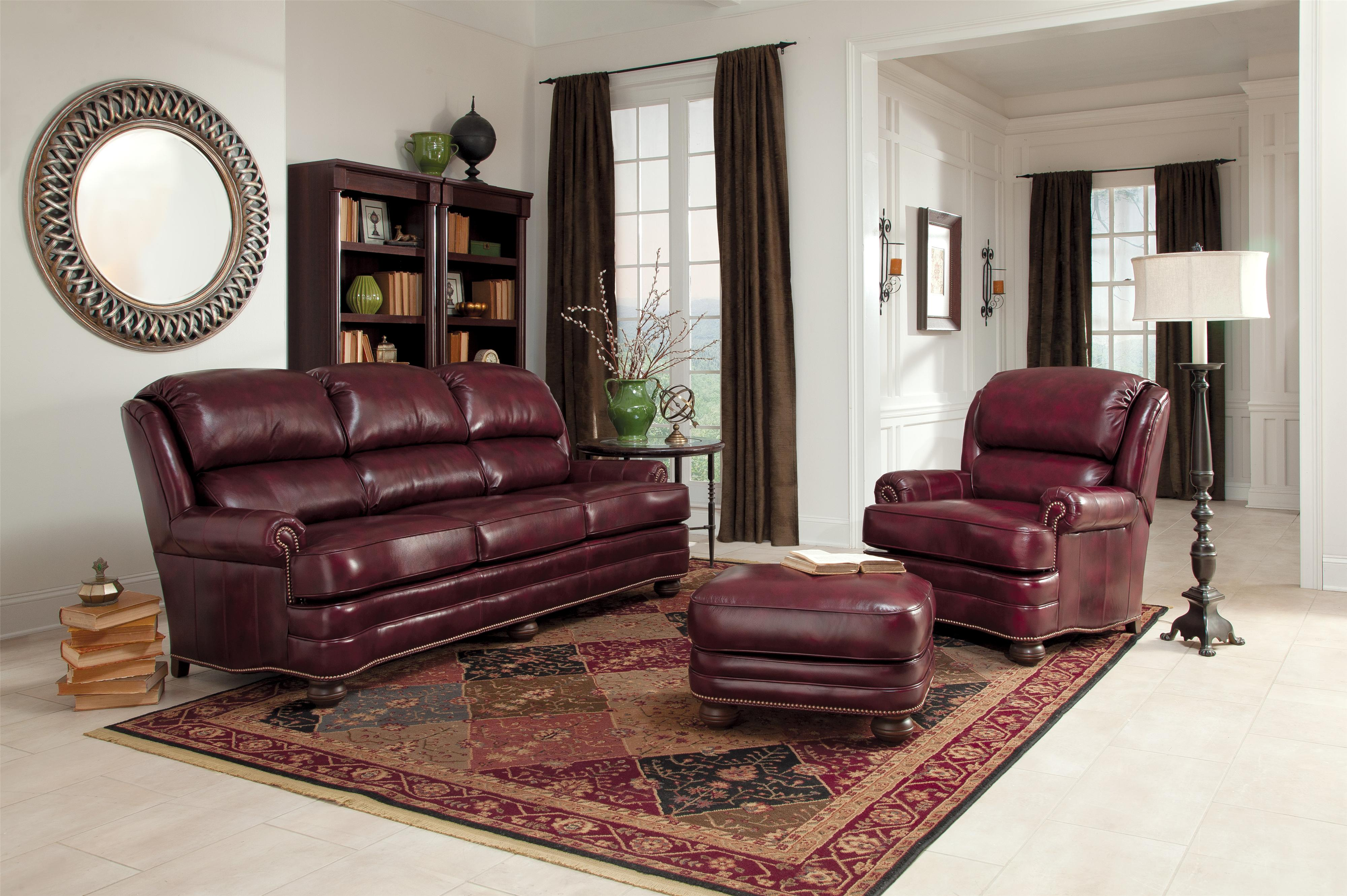 311 Stationary Living Room Group by Smith Brothers at Pilgrim Furniture City