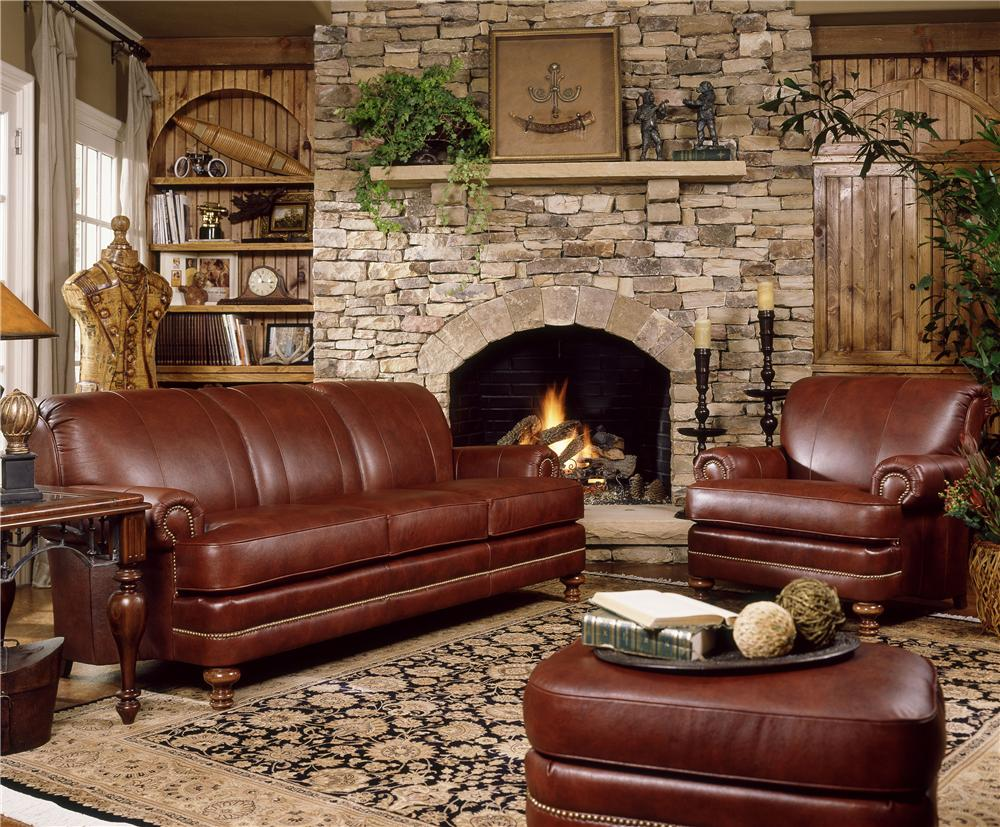 346 Stationary Living Room Group by Smith Brothers at Pilgrim Furniture City