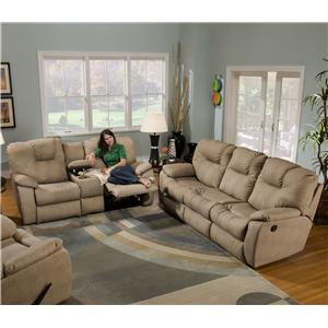 Southern Motion Avalon Reclining Living Room Group