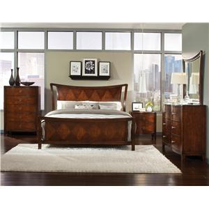 Standard Furniture Park Avenue II Queen Bedroom Group