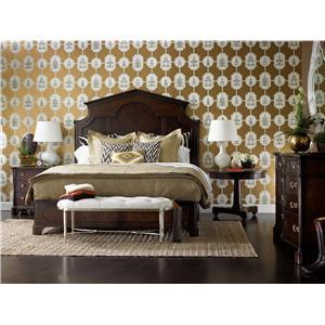 Stanley Furniture Charleston Regency California King Bedroom Group