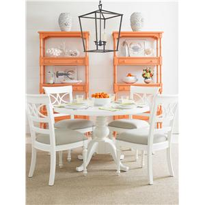 Stanley Furniture Coastal Living Retreat Casual Dining Room Group