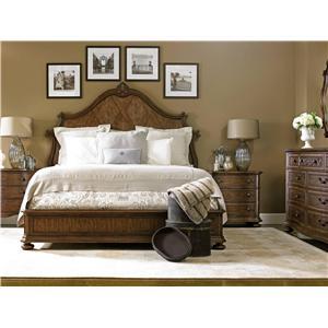 Stanley Furniture Villa Fiora California King Bedroom Group