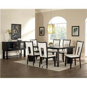 Steve Silver Delano Casual Dining Room Group
