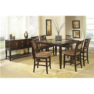 Steve Silver Montblanc Casual Dining Room Group