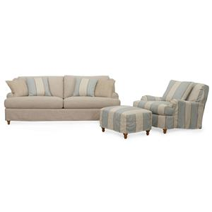 Synergy Home Furnishings 1164 Stationary Living Room Group