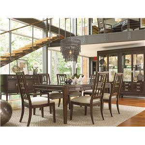 Thomasville® Lantau Formal Dining Room Group
