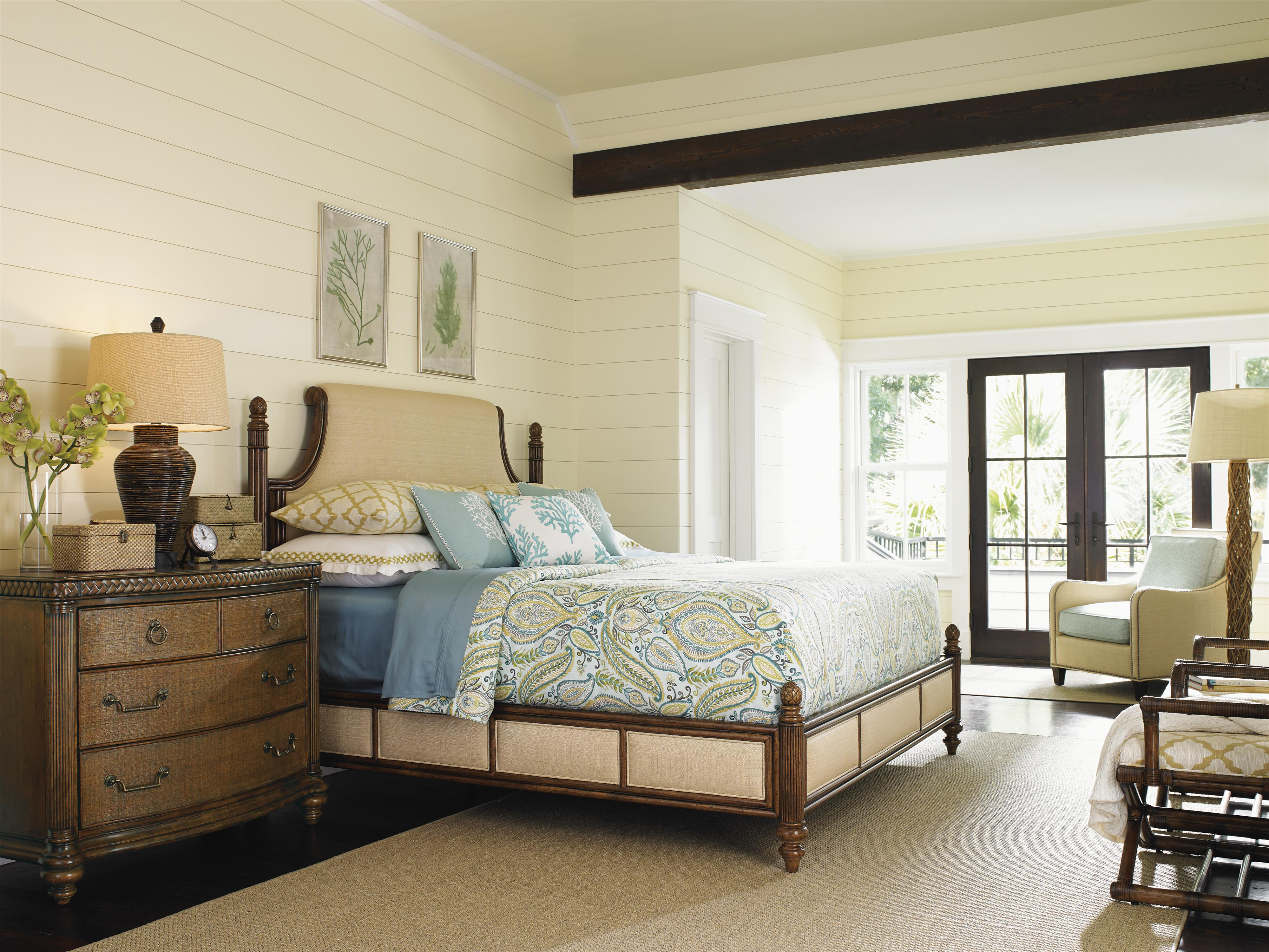 Bali Hai Bedroom Group by Tommy Bahama Home at Baer's Furniture